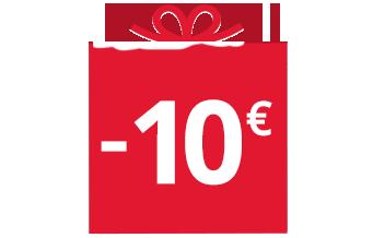 Buono SCONTO 10 €